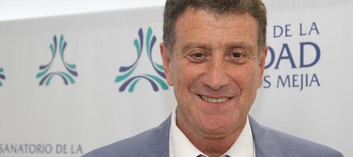 Julio Fraomeni CEO de Galeno