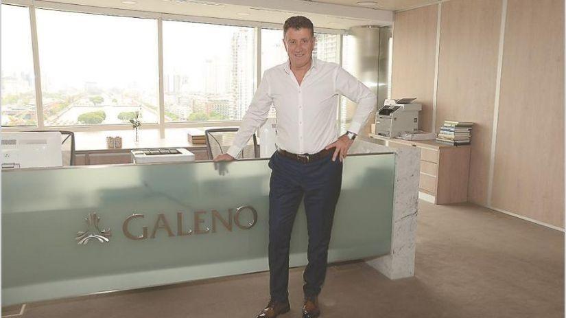 Julio Fraomeni Presidente, Fundador y CEO de Grupo GALENO